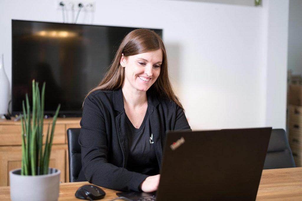 Katja Laptop