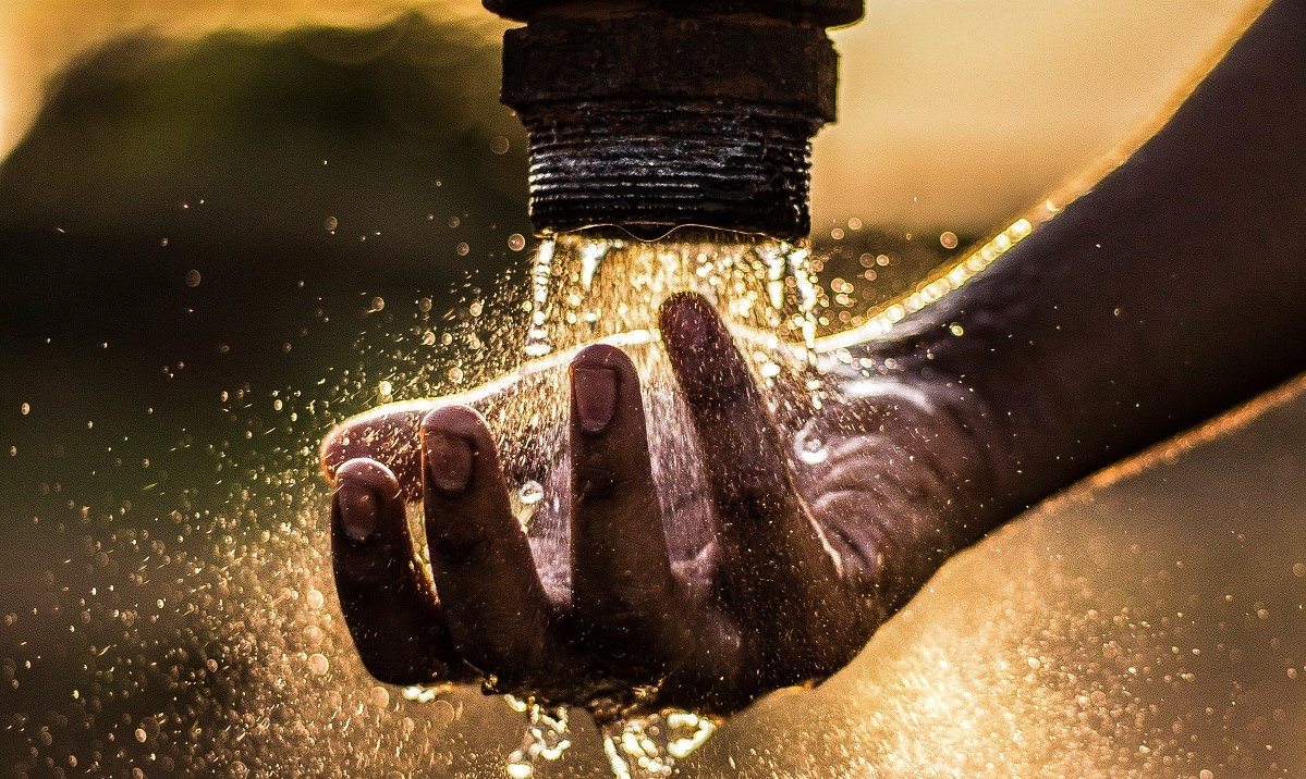Wasser schützen